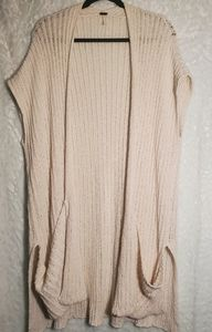 ANTHRO Free People Sleeveless Sweater Size M